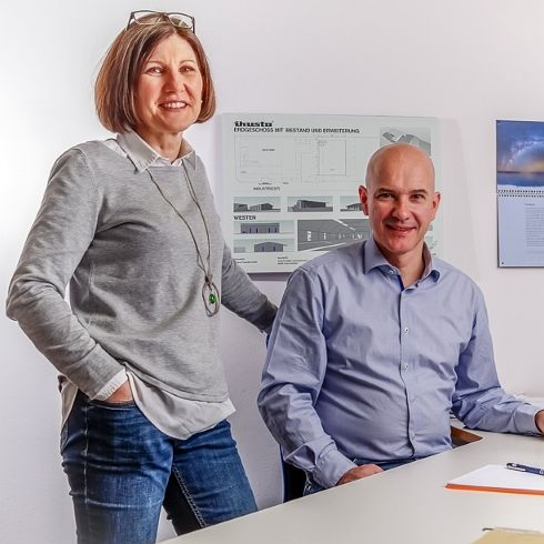 CEOs: Petra Frank-Haisch and Robert Frank